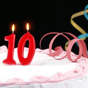senior software 10 ani zi