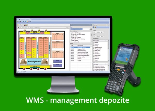 WMS – management depozite
