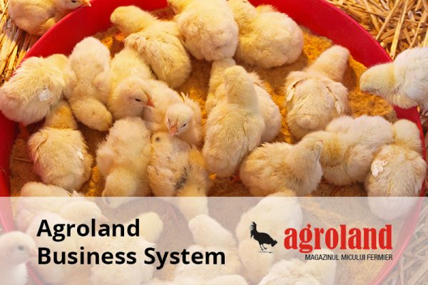 Agroland Business System