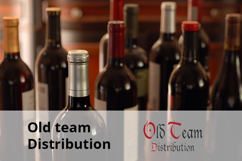 Old Team Distribution
