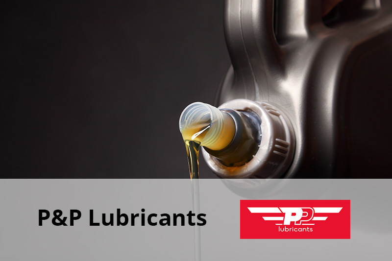 p&p lubricants full