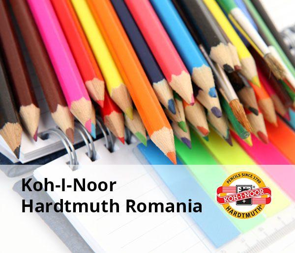 Koh-I-Noor Hardtmuth Romania