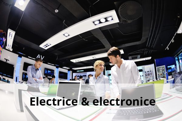 Electrice & electronice