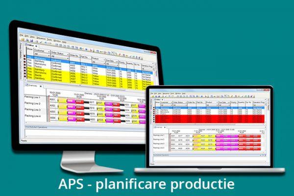 APS – planificare productie