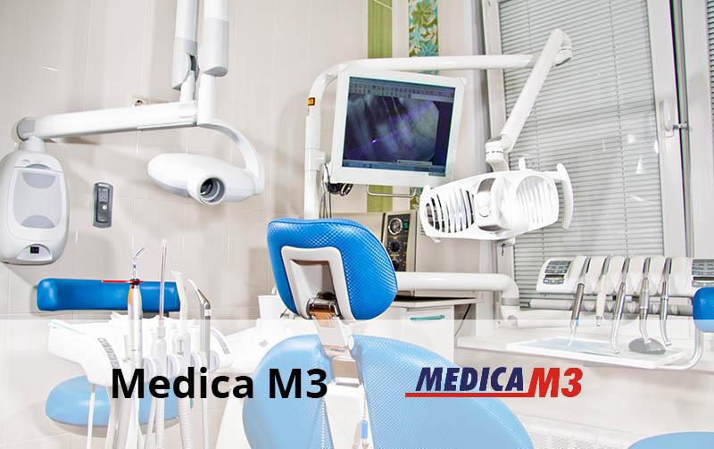 medica m3 preview pagina