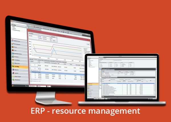 ERP – resource management
