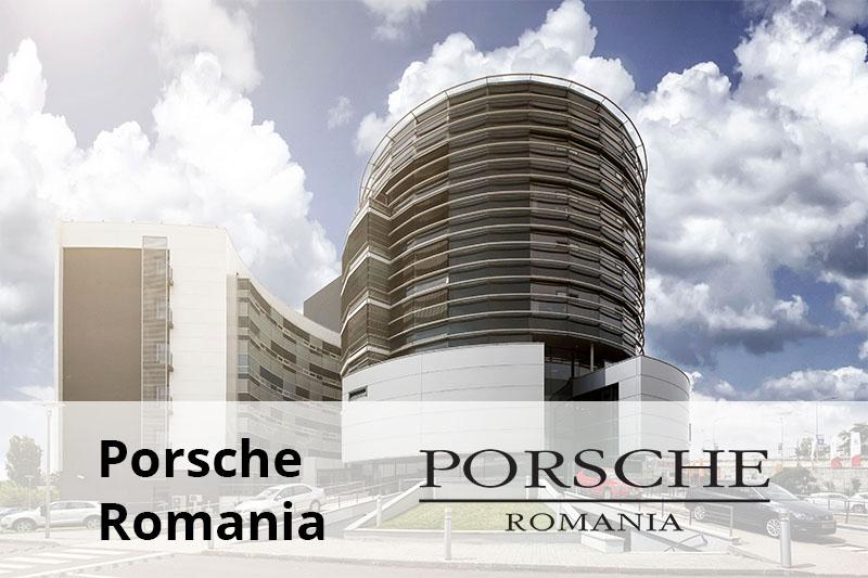 Porsche Romania