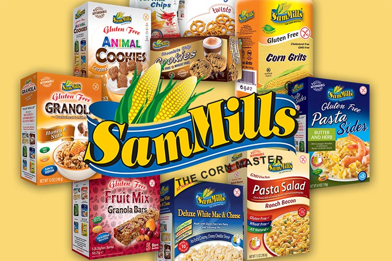 SamMills Distribution