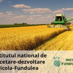 INSTITUTUL NATIONAL DE CERCETARE-DEZVOLTARE AGRICOLA-FUNDULEA imagine reprezentativa