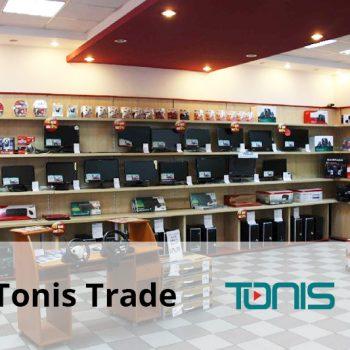 tonis trade imagine reprezentativa