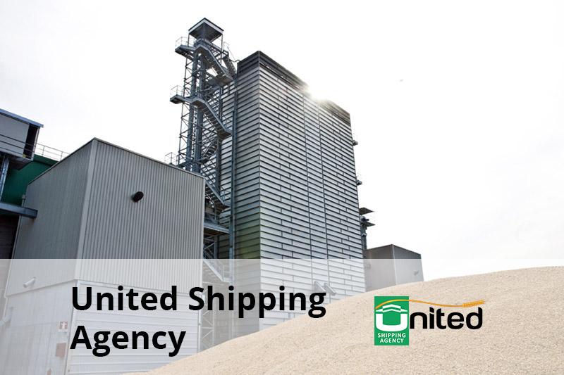 united shipping agency imagine reprezentativa