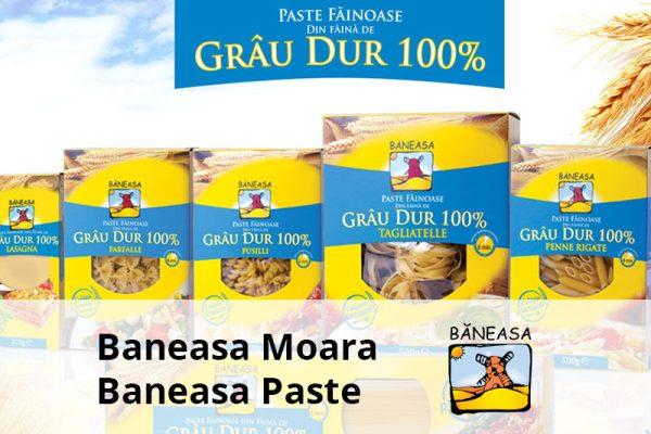 Baneasa Moara/Baneasa Paste