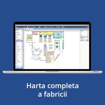Harta completa a fabricii