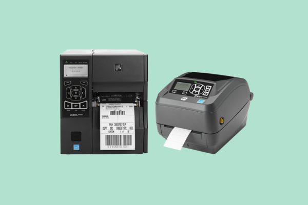 Imprimante de etichete, de bonuri sau de carduri