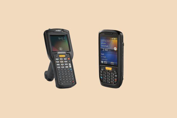 Terminale mobile: tablete rezistente, scanere coduri de bare
