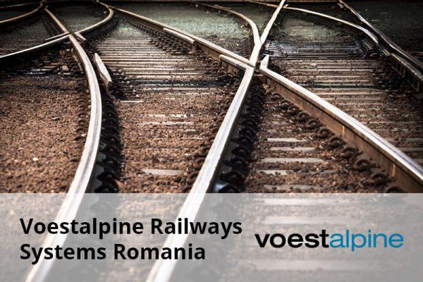 Voestalpine Railways Systems Romania 2021 client senior software