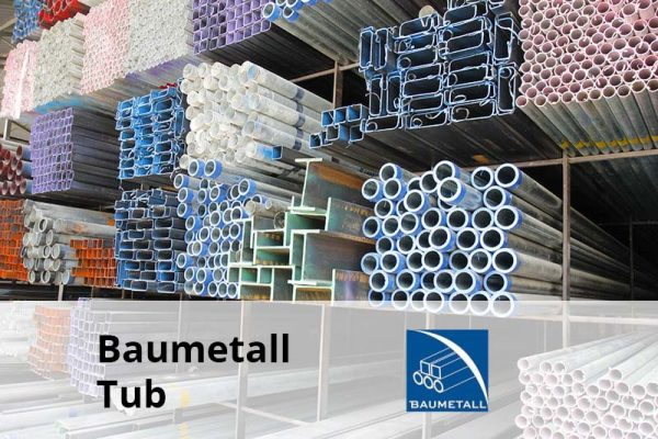 Baumetall Tub