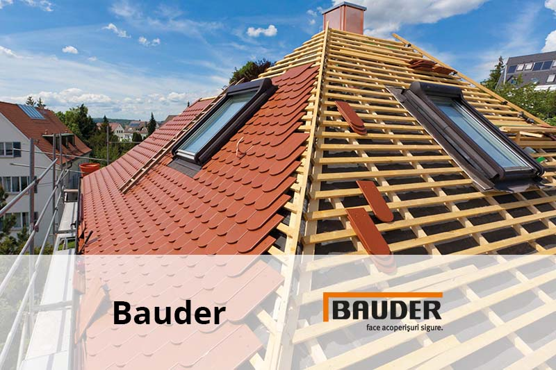 Bauder senior software
