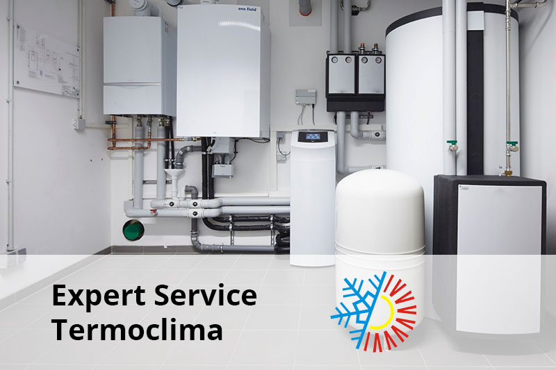 Expert Service Termoclima client senior software