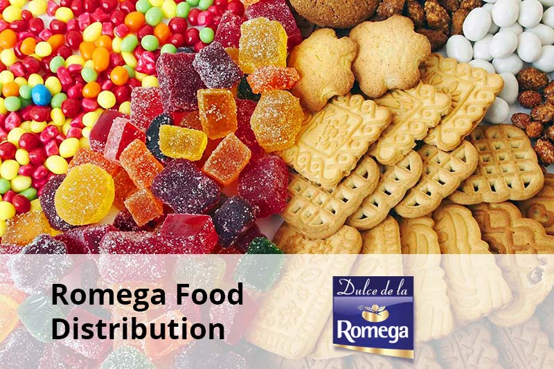 Romega Food Distribution senior software