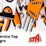 Service Top Agro senior software