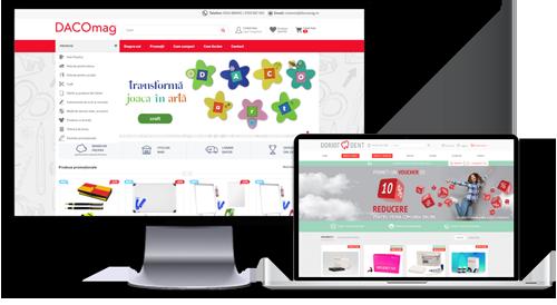 e-commerce colaj mare lp conversie