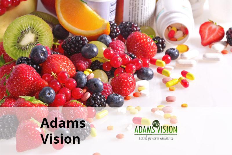 adams vision client senior software