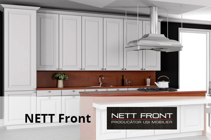 nett front client senior software