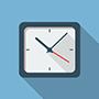 functii de timp predefinite icon pagina secundara