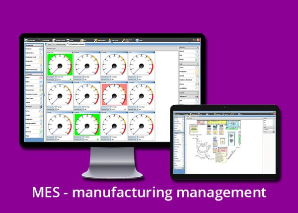 MES – manufacturing management