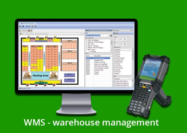 WMS – warehouse management