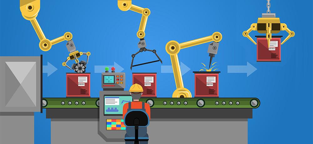 Industrializarea 4.0 - industry 4.0 revolutia productiei IIoT