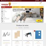 vasion implementare ecommerce romania magazin online