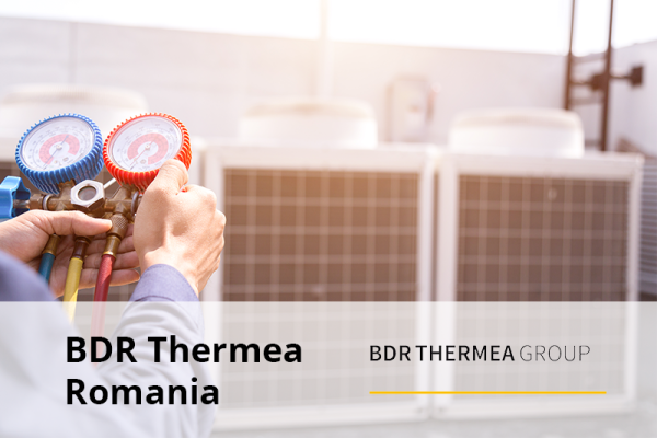 BDR Thermea Group Romania
