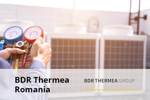 BDR Thermea Group Romania
