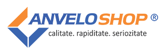 AnveloSHOP Logo ERP