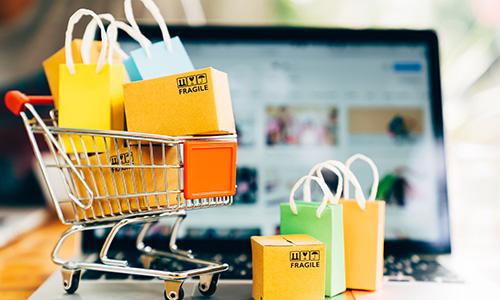 E-commerce distributie - pentru vanzarea online