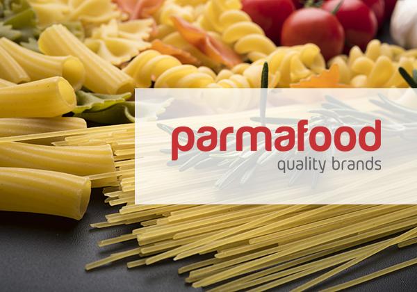 parmafood client erp distributie