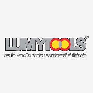 logo lumytools campanie erp distributie