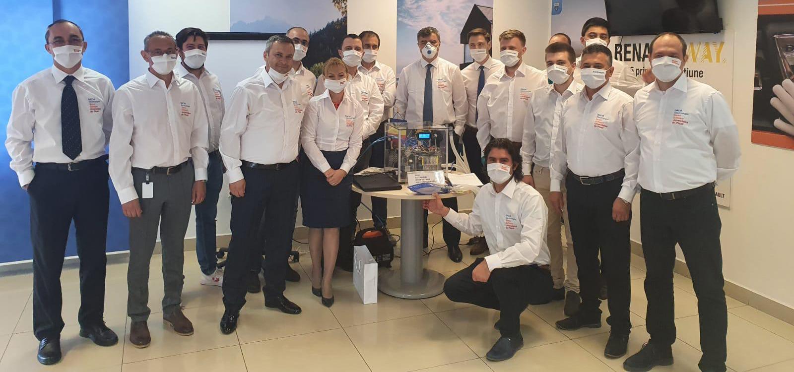 poza grup comunicat ventilatoare