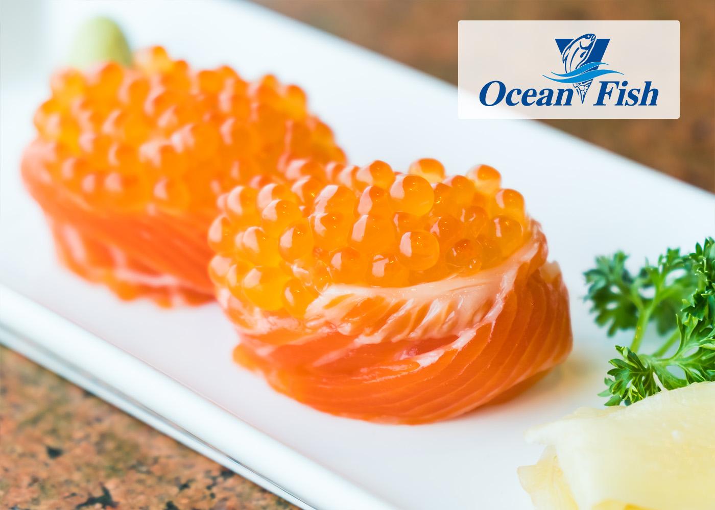 ocean fish client erp wms sistem software pentru fmcg distributie si productie bunuri de larg consum retail