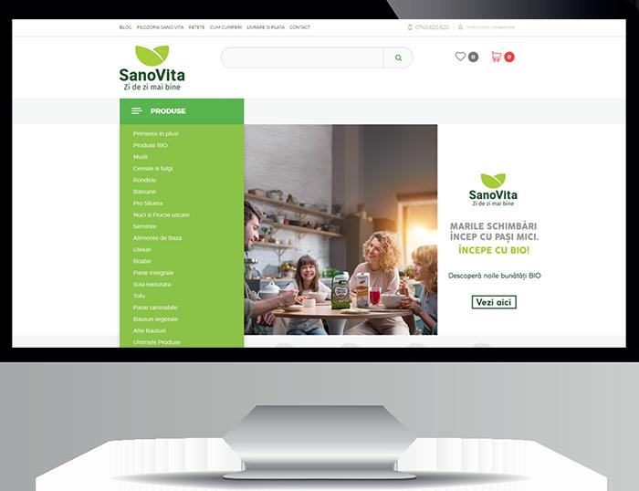 Creste calitatea serviciilor clienti ecommerce senior software sanovita