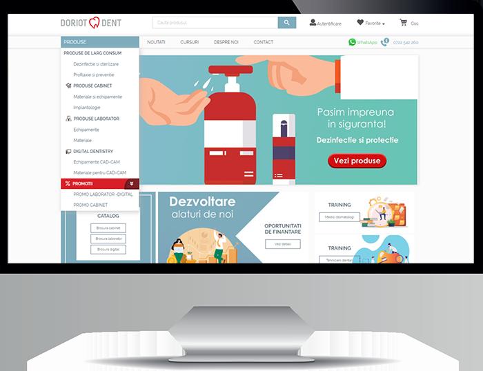 Fidelizeaza clientii clienti ecommerce senior software doriot dent