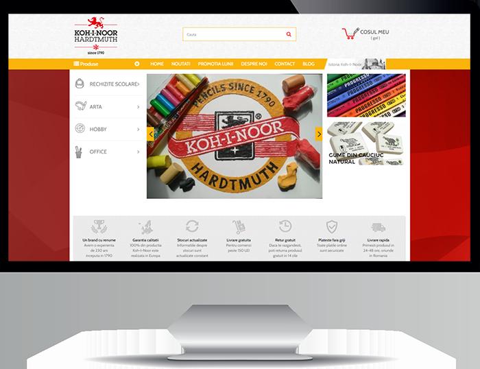 Ofera valoare adaugata clienti ecommerce senior software koh-i-noor
