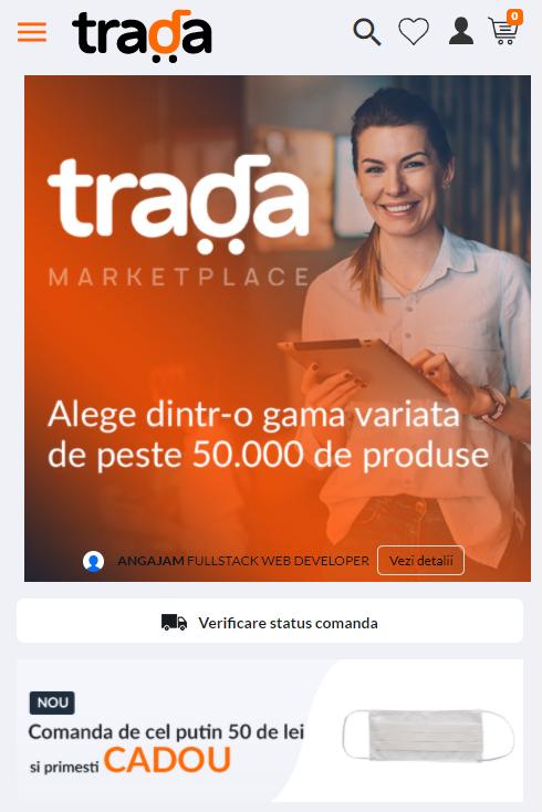 marketplace trada ecommerce magazin online