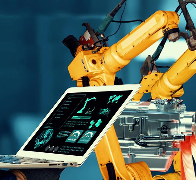Functionalitati beneficii aplicatie sistem software productie management calitate