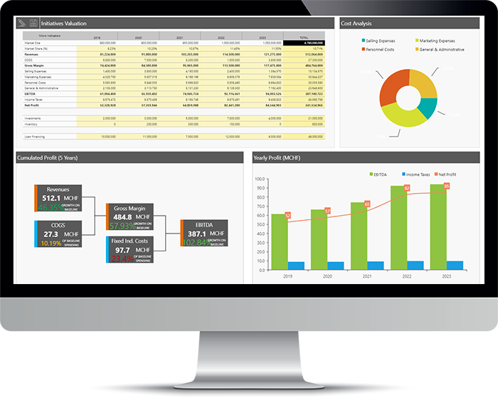 beneficiile pe care le aduce solutia CPM business performance management sistem bugetare
