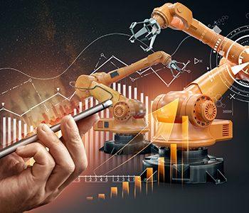 Pilonii fabricii digitale Pachetul de solutii dedicate fabricii industry 4 industrializare productie