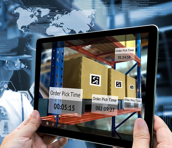 WMS - Warehouse Management System - Managementul Depozitului productie si producatori