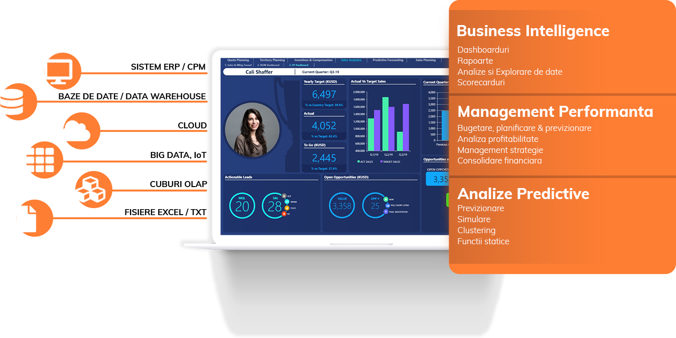bpm software bugetare financiar performance management schema 1 cpm